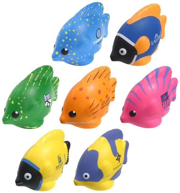 Tropical fish squeeze toy china wholesale tropical fish for Wholesale tropical fish