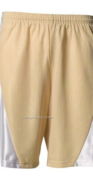Nf5497 Mesh-dazzle Adult Basketball Short 9