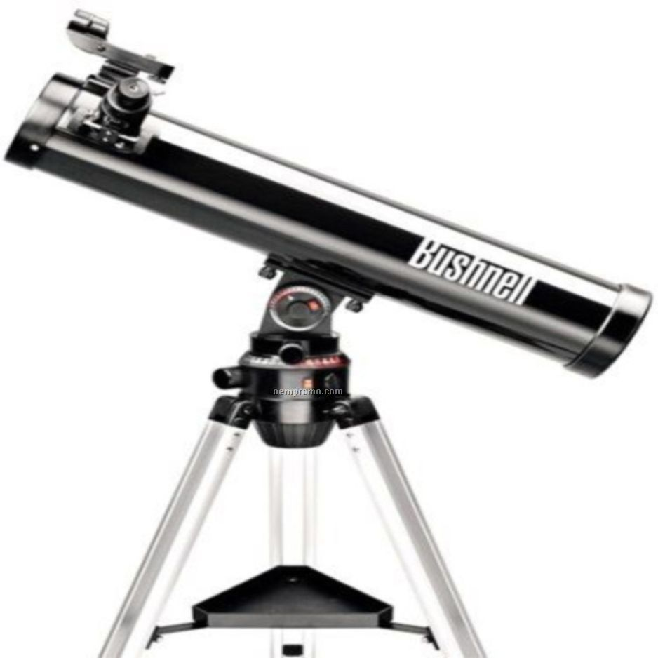"Bushnell Northstar 78 8846 4.5"" Reflector Telescope w/ RVO"