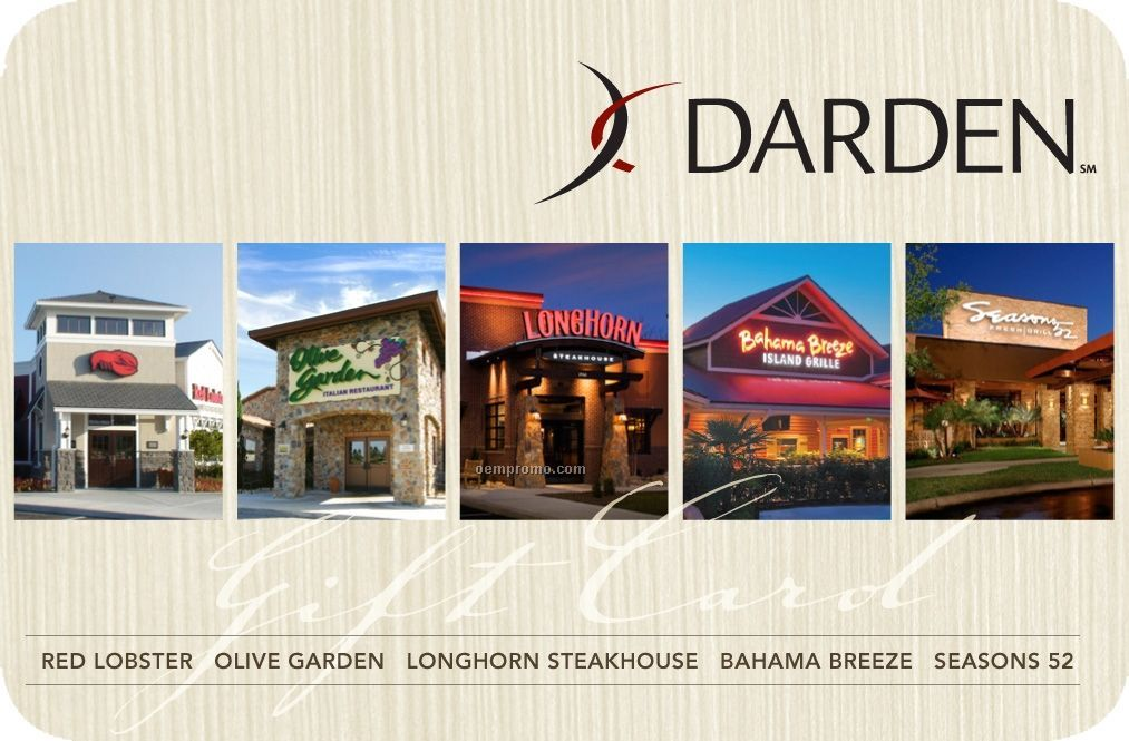 50 Gift Card To Olive Garden Red Lobster Longhorn Steakhouse Bahama Male Models Picture