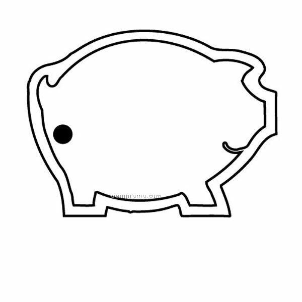 hog outline cake ideas and designs