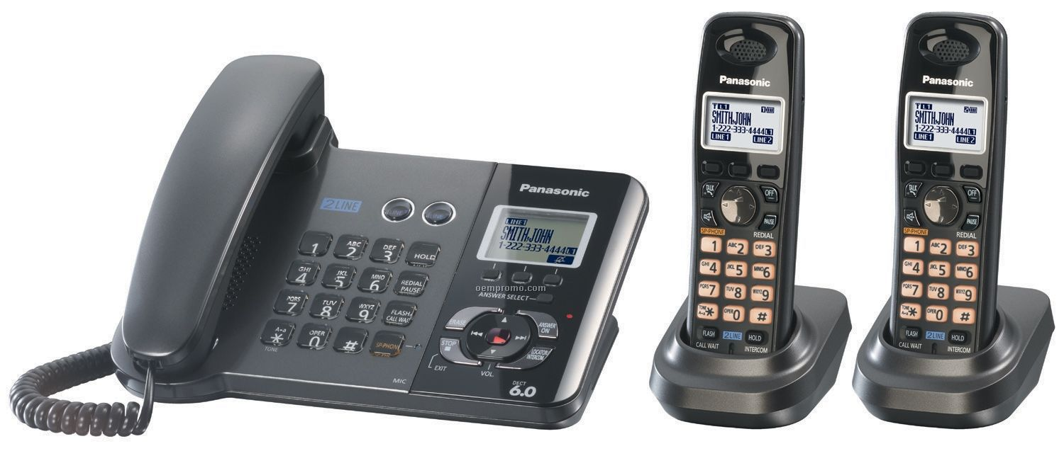 panasonic handset how to clear voicemail message