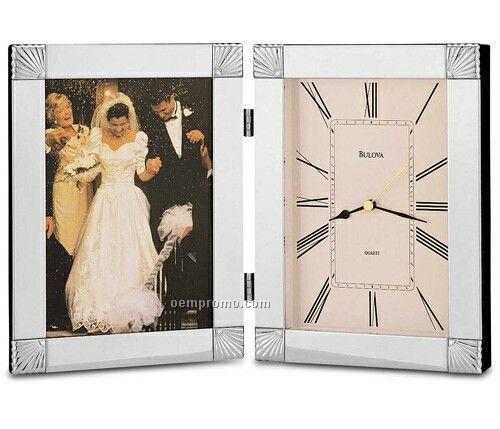 Bulova B1254 Ceremonial Clock Frame China Wholesale