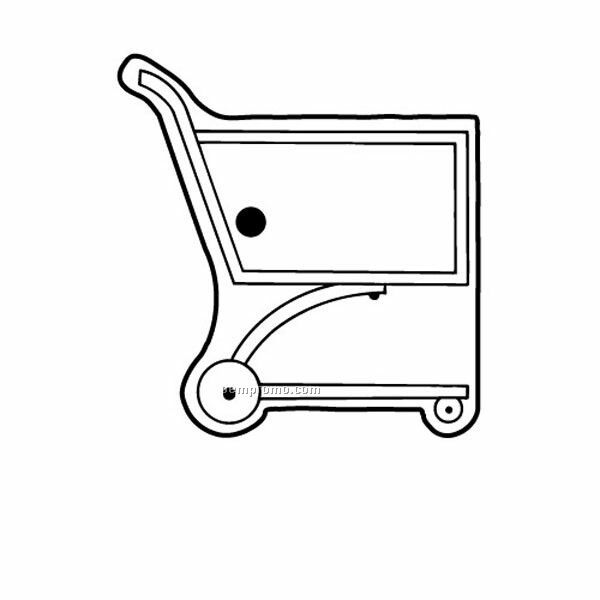 Grocery Cart Coloring Page Stock shape collection groceryGrocery Cart Coloring Page