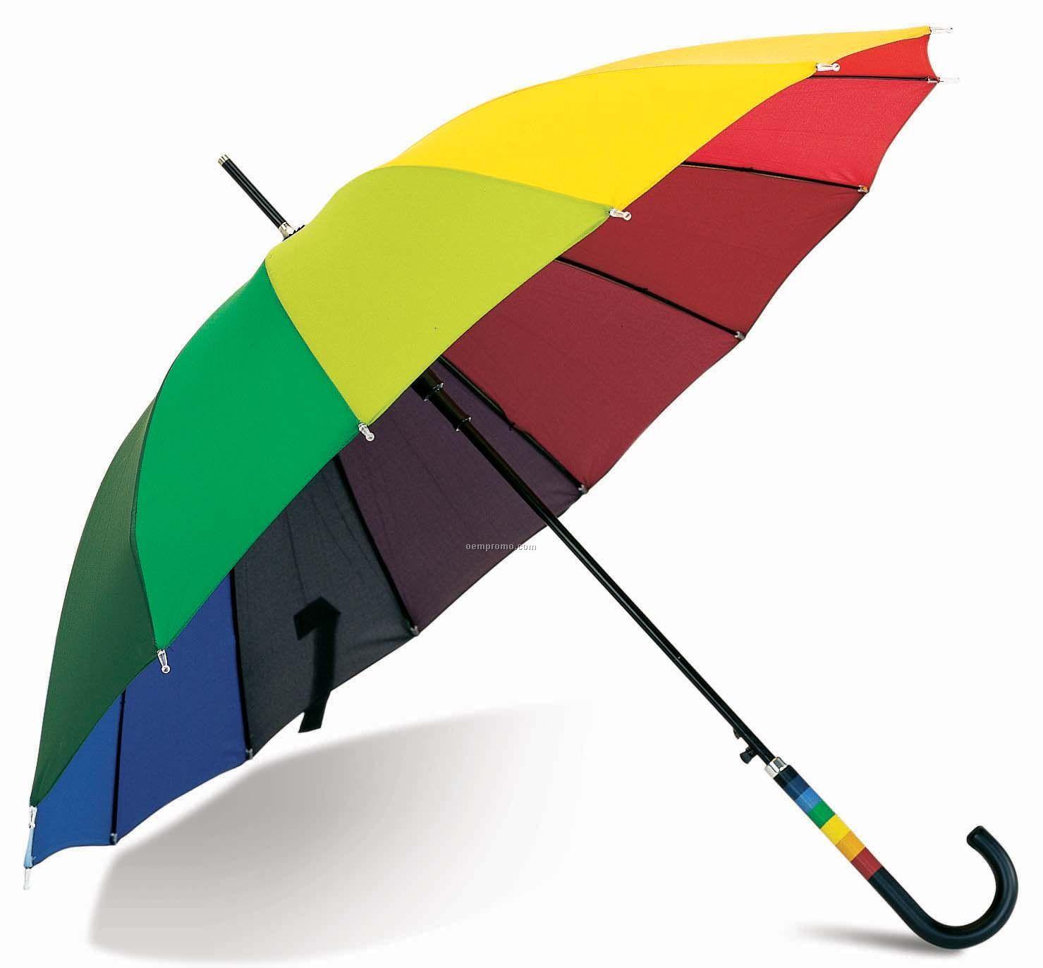 Rainbow umbrella china wholesale rainbow umbrella - Parasol prix discount ...