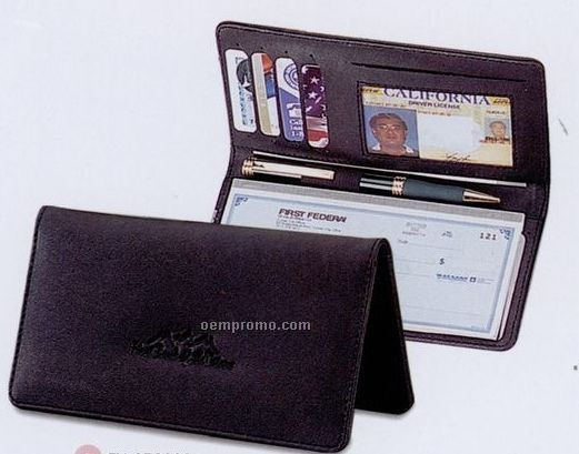 Business Cheque Book Covers : Found