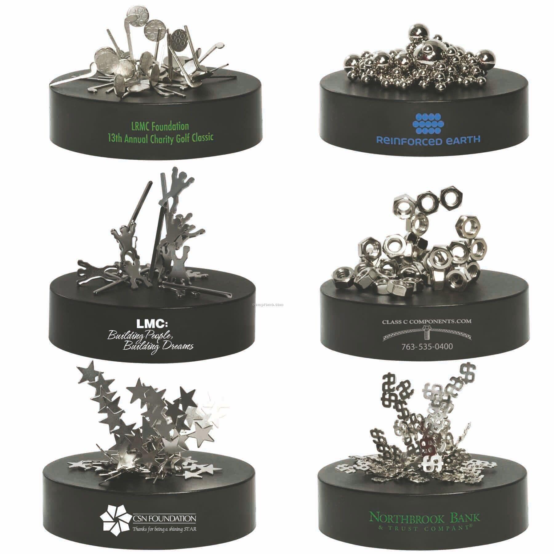 Magnetic Desk Sculptures - Executive Toy