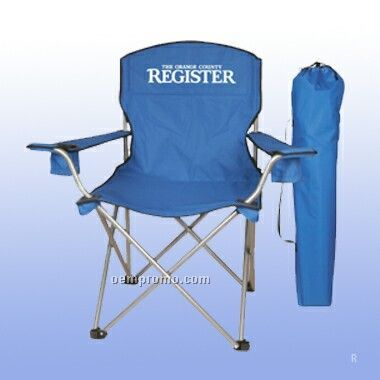 Mega Folding Chair W Armrests Amp 2 Cup Holders China