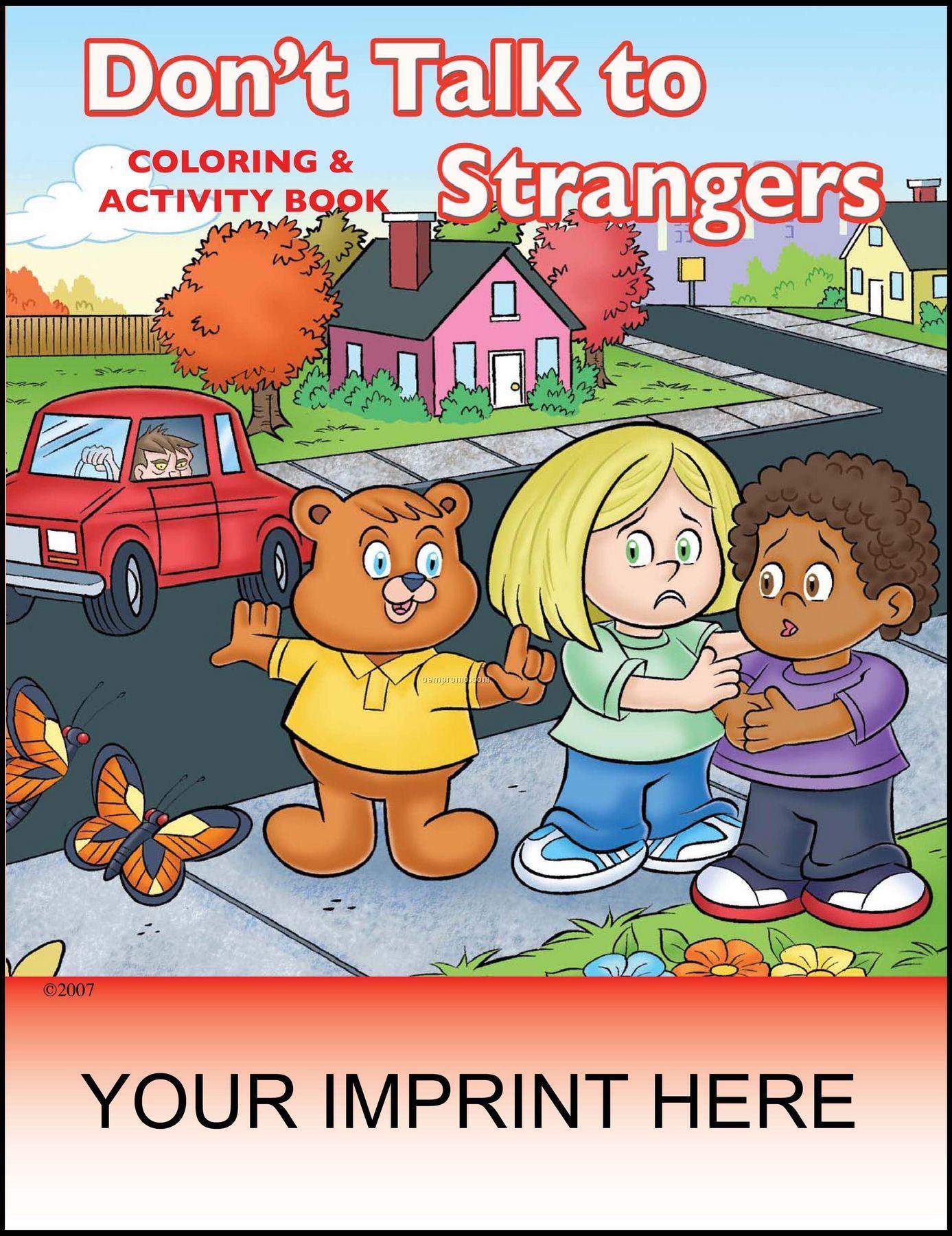 meet strangers online nursery