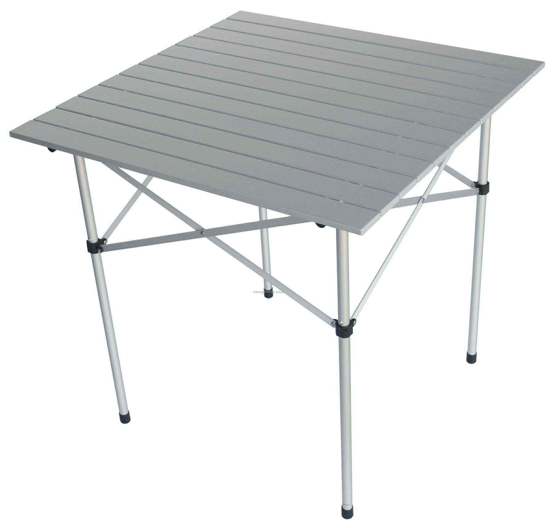 folding silver gray finish aluminum table and black carry bag china wholesale folding silver. Black Bedroom Furniture Sets. Home Design Ideas
