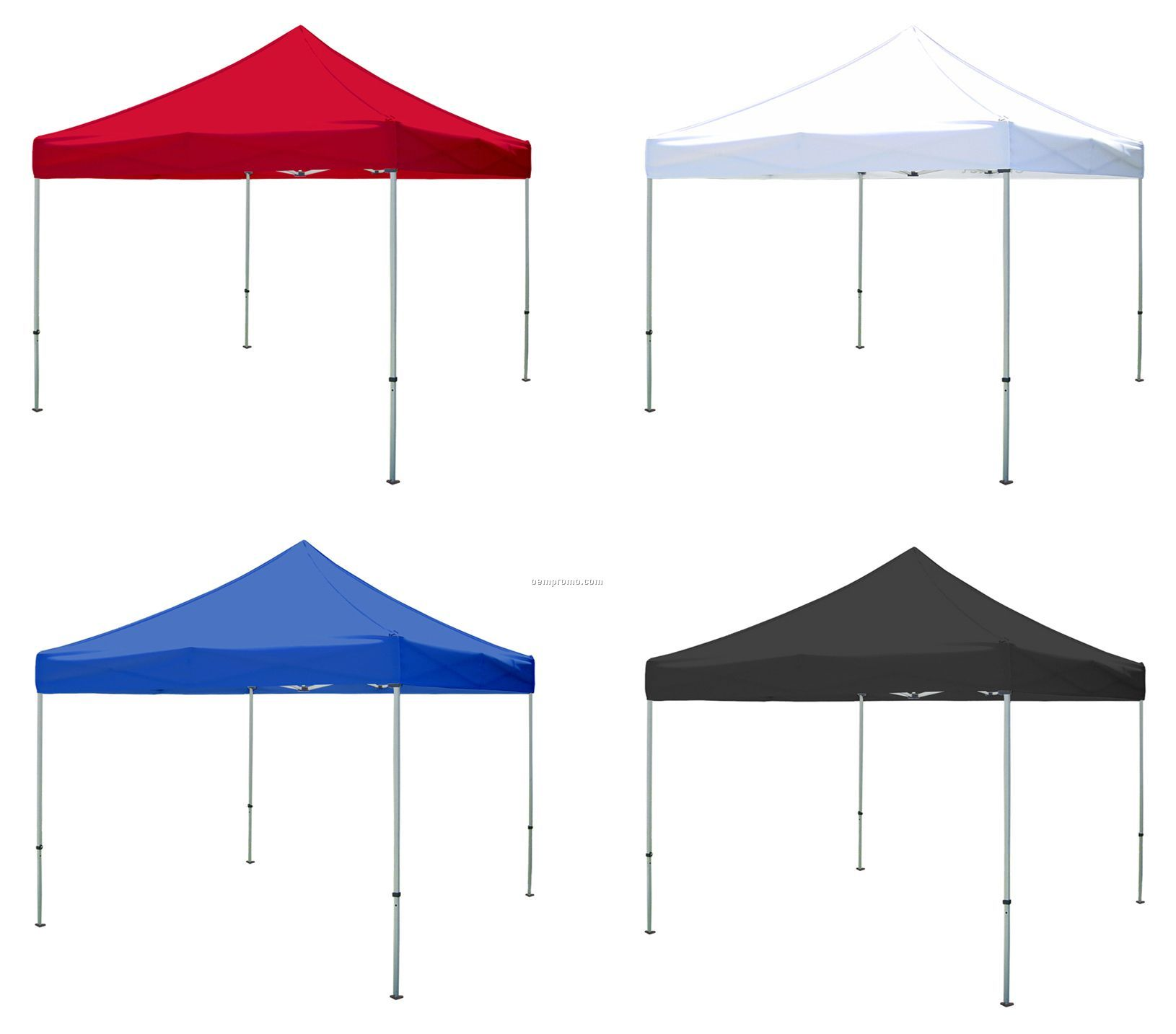 Custom Print Tent Tops, High Peak Tents, Florida Tent Rentals Sales