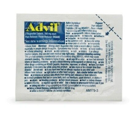 Where To Get Travel Size Advil