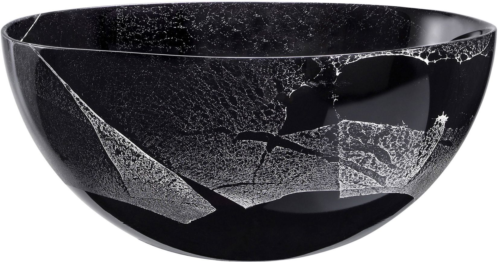 Milky Way Large Glass Bowl By Anna Ehrner China Wholesale Milky Way Large Glass Bowl By Anna Ehrner