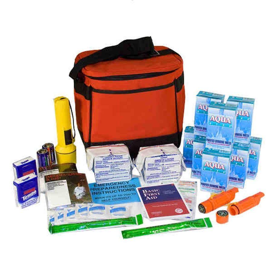 Season 13, Ep 14 - Disaster Survival Kits