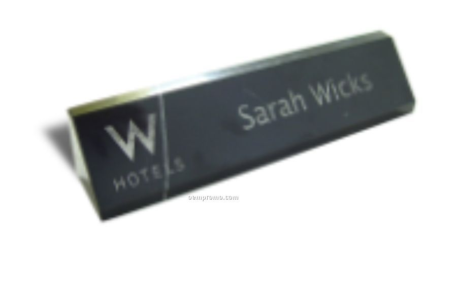 black marble desk name plate 10 china wholesale black