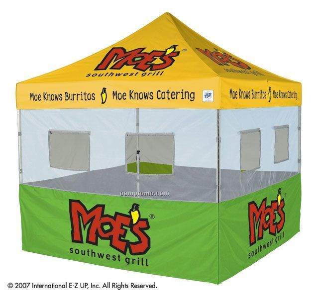 First Up 10x10 Easy Pop Up Canopy - Custom Canopy | Canopies